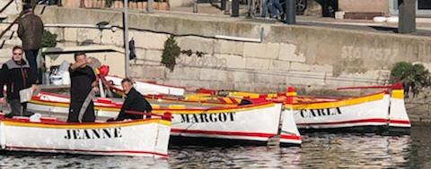 barques logotées